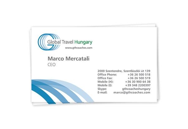Business cards design for a motor coach company artamaxbrand logo share facebook twitter googlebuzz linkedin tumblr colourmoves