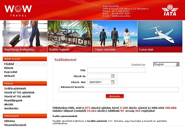 Website design for Budapest Travel Agency: ArtamaxBrand, Logo, Web ...
